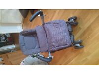 Mamas and Papas Pliko Switch system - pram/carrycot and buggy - from birth to 4 years