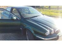 Jaguar x type 2.0D turbo, Sat Nav, IMMACULATE, 11 months MOT, Hpi clear