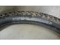 26 inch tyre