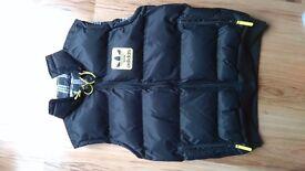 Mens Medium Superdry Hooded shirt - Adidas Jacket Small