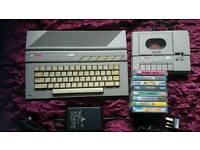 Atari 65XE retro computer
