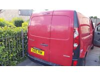 ex ding bro van well maitained high miles but drives great