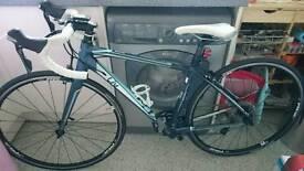 Ladies giant liv alight 1 Road bike carbon forks. 3 MONTH WARRANTY