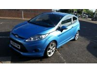 Ford Fiesta 1.6 TDCI S (only £30 road tax)