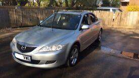 Mazda 6 TS2 2003 Silver 2.0L