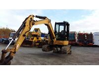 Caterpillar Excavator 305C cr