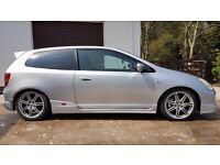 Honda Civic Type R 2002 10 Months MOT