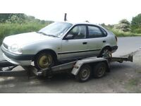 toyota corolla diesel wanted