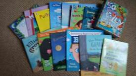 Mixed bundle of childrens books