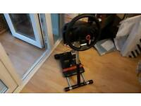 Logitech Driving Force GT with Wheel Stand Pro PS3
