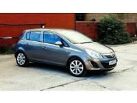 Vauxhall Corsa 1.2 very low mileage
