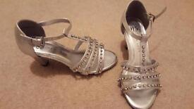 Size 1 shoes