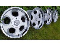 """17's Classic Wheels Alloys""""AZEV B""""5X112 width J8,5&J10 MERC,AUDI,VW T4 others models pcd 5x112"""