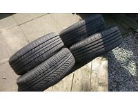 alloys and tyres ford mondeo 2004