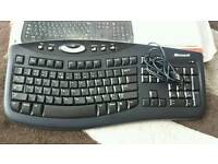 New Microsoft USB keyboard