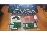 2 Graphics Cards and Laptop/PC Memory