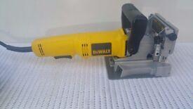 Dewalt DW682K Biscuit Jointer 240 Volt