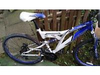 "2x Mountain Bike Dunlop 26"" Wheel"