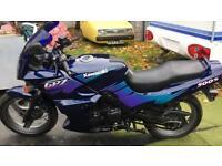 Kawasaki GPZ 500 S £325 only