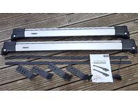 Thule WingBar Edge Roof Bars - 9584 - Silver Roof Rack
