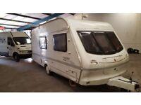 Elddis Tyhoon 4 berth caravan