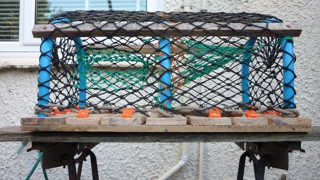 5 Crab/Lobster Pots.