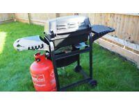 Gas grill / barbecue