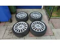 Mk4 golf genuine r32 wheels