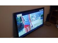 "Qantec 55"" inch FULL HD LED TV HDMI, US"