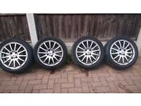!!!CHEAP Selling Nice Chrome Alloys Wheels 4 Studs!!! CHEAP!!!
