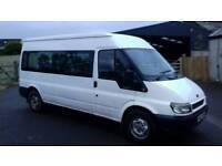 2004 Ford Transit Minibus Northern Ireland