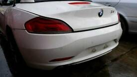 BMW Z4 Rear Bumper 2011