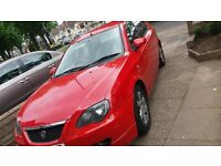 LPG PROTON GEN2.ECOLOGIC.RED.5 DOOR HATCH BACK.2009.