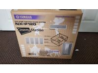 Yamaha NX-P120 Home Cinema Speakers, Brand New Never Used Still in Genuine Packaging.