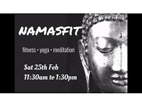NamasFit - fitness • yoga • live music meditation