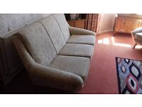 1960s Sofa & 2 chairs - Vintage, authentic and in excellent condition