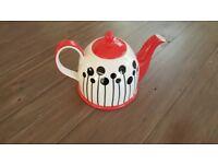 Brand new Whittard Tea pot