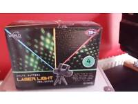 Laser light display
