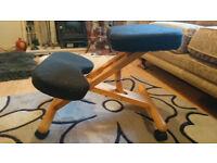 Ergonomic Kneeler Kneeling Chair