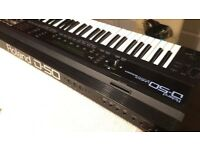 Roland D50 Classic 80's synthesizer
