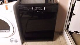 **SMEG**BLACK**DISHWASHER**COLLECTION\DELIVERY**NO OFFERS**ONLY 2 YEARS OLD**