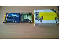 PC items - 2 sound cards and a TV tuner