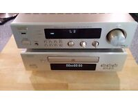 Denon DRA-F100 Receiver and DCD-F100 CD Player - VGC and FWO
