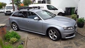 Audi A4 Avant 2.0 TDI S Line 5 dr