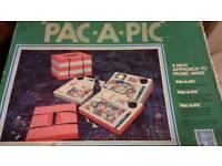 Retro 1970s Pac a Pic