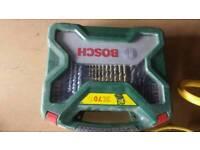 Bosh 70x tool set