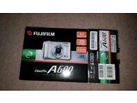 Fuji Finepix A600 camera