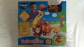 BRAND NEW Vtech Baby Toot Toot Drivers Big Fire Engine