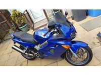 Honda VFR 800 Blue Full Service History - Collection Only (Close delivery possible)