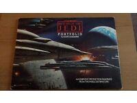 Star Wars Return of the Jedi Art Portfolio